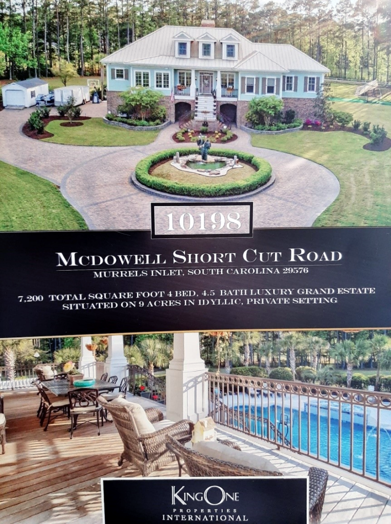 McDowell Short Cut Road 0 acers